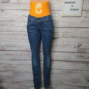 Miss Sixty Karen straight leg jeans size 26